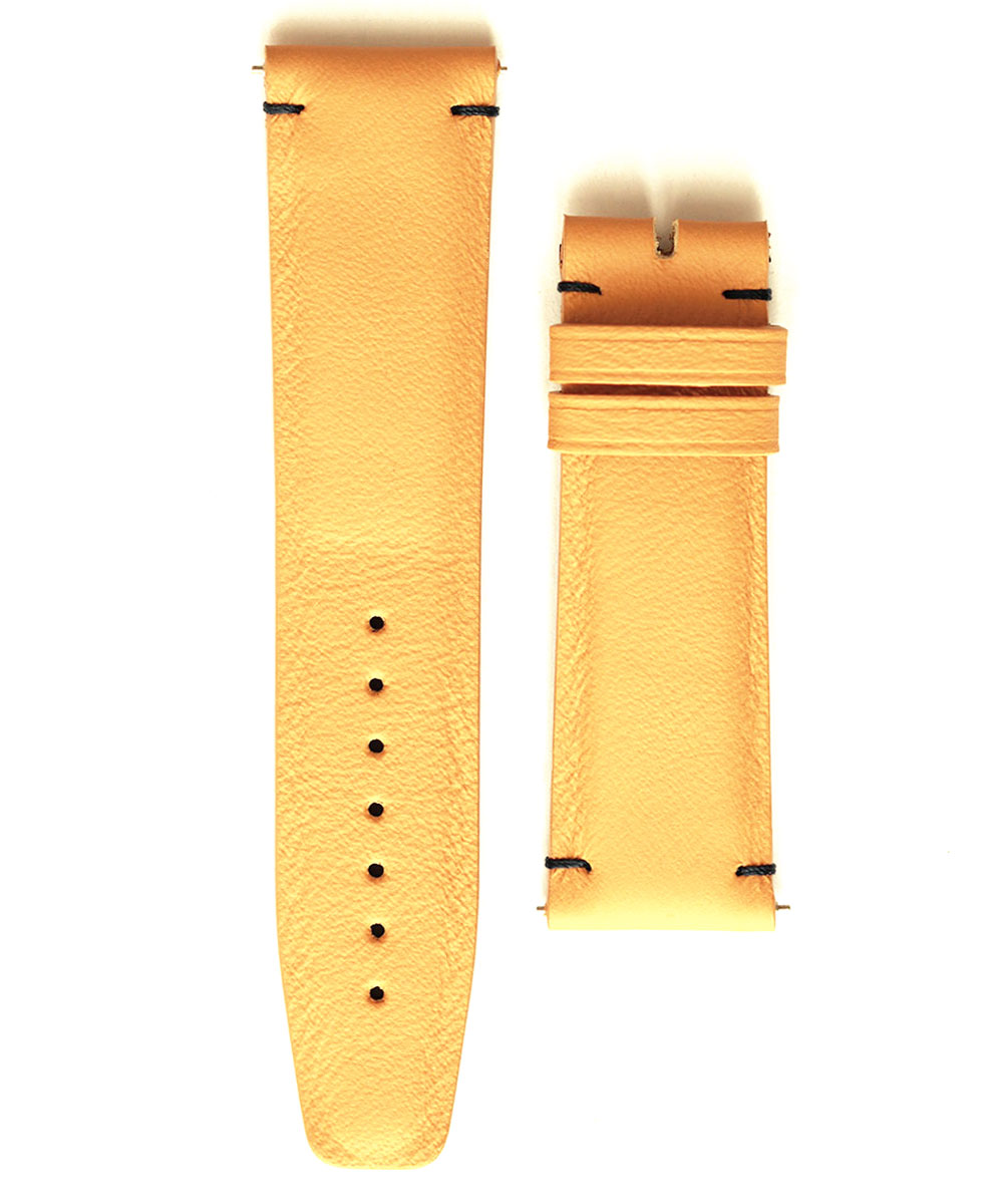 Watch strap in Beige Connolly leather