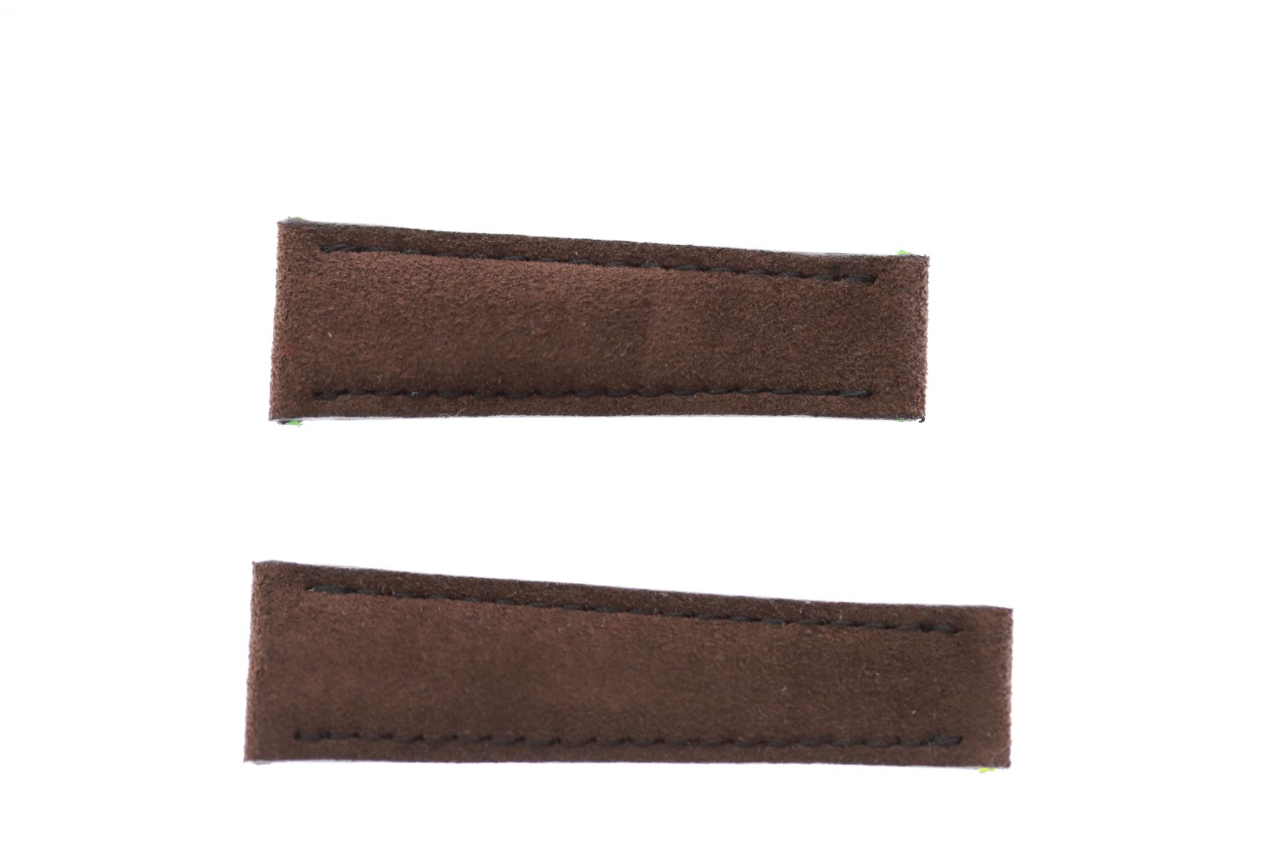 N5 Rich Brown Alcantara strap 20mm for Rolex Daytona style timepieces