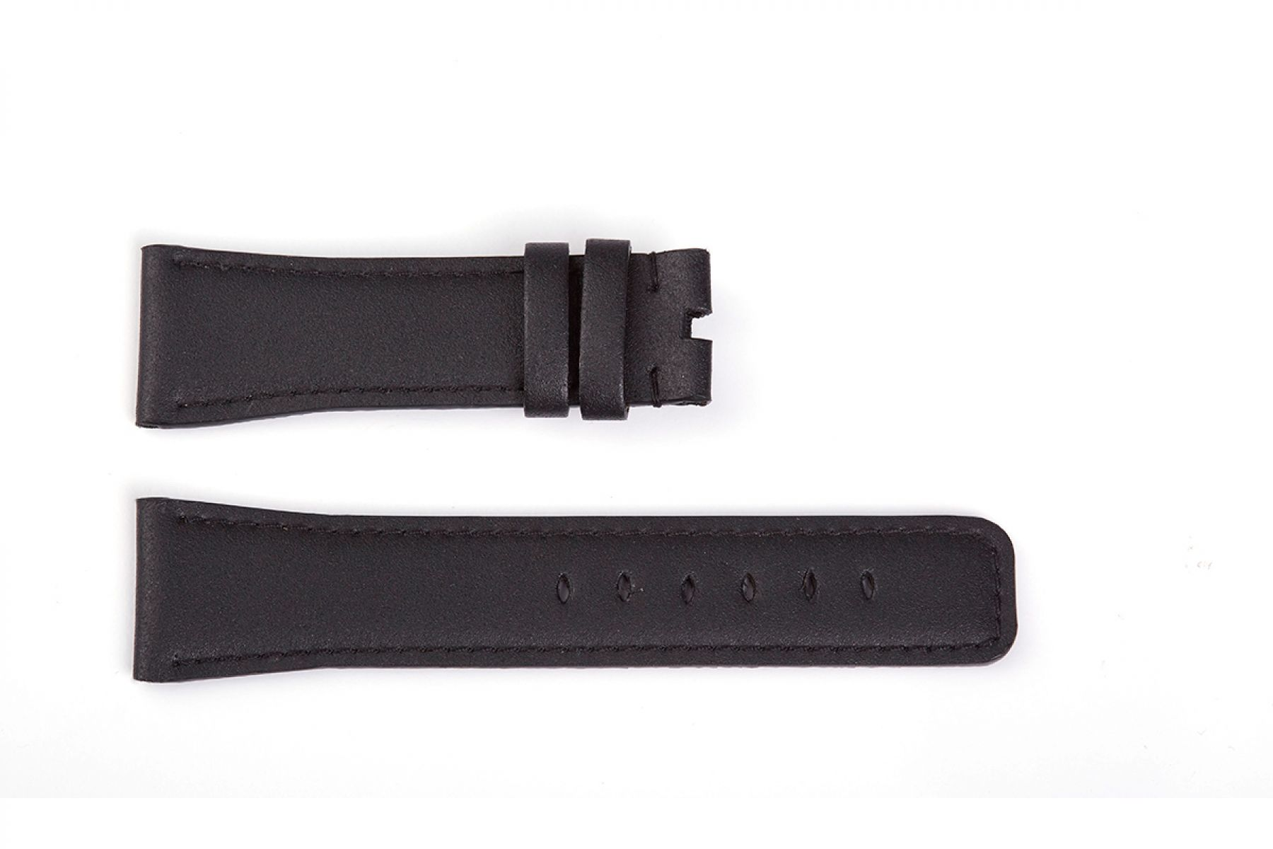Recycled Rubber Strap (Apple Watch All Series) / BLACK