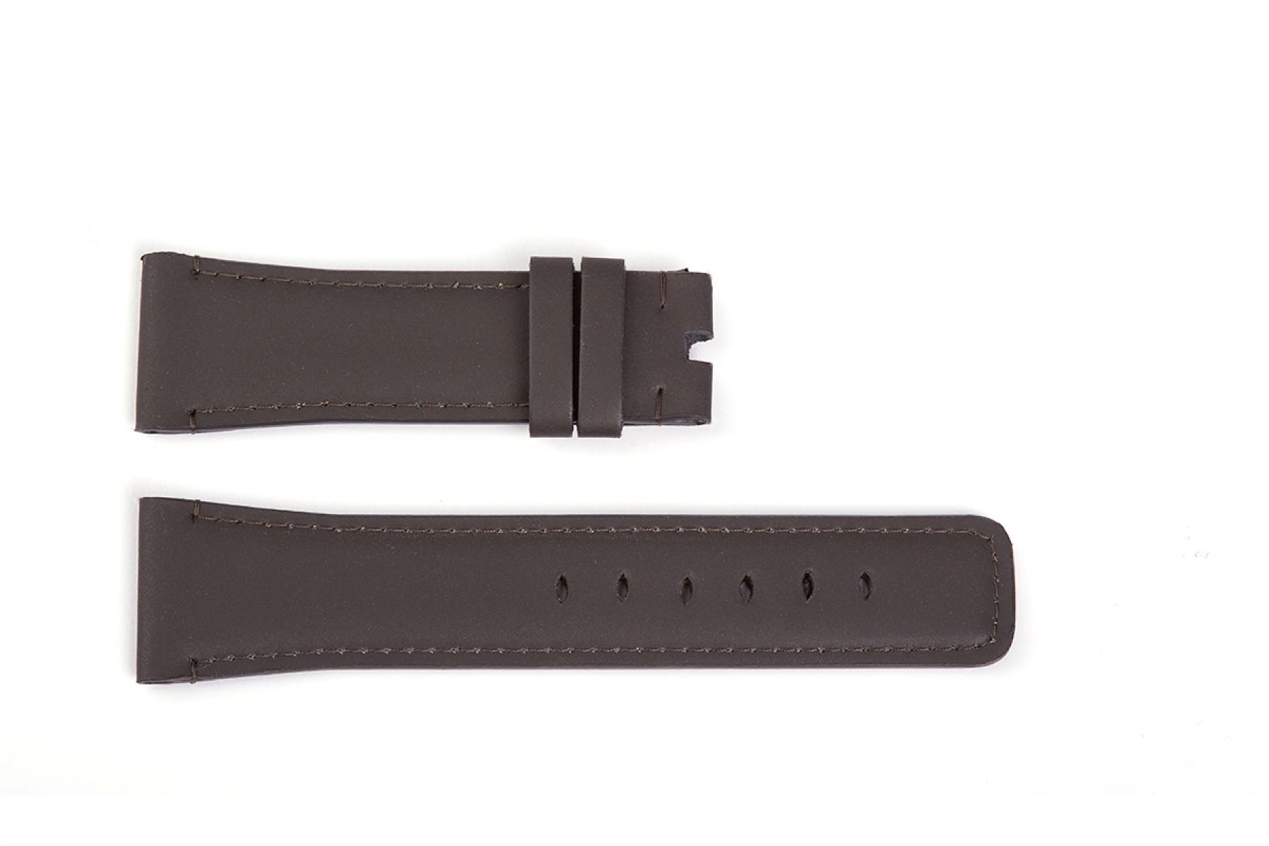 Brown Recycled Rubber Strap (Apple Watch All Series)