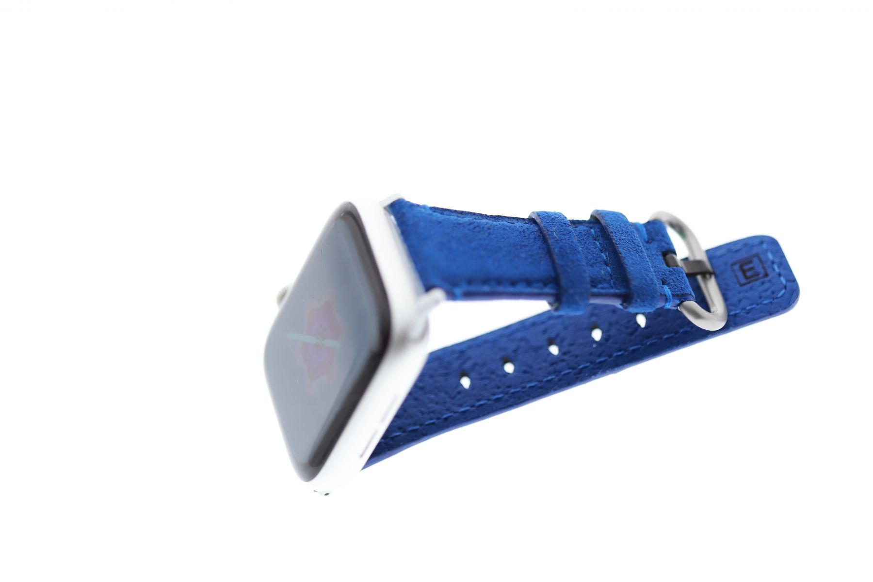 Band for Tiny Wrist (Apple Watch 38mm, 40mm) in BALTIC BLUE