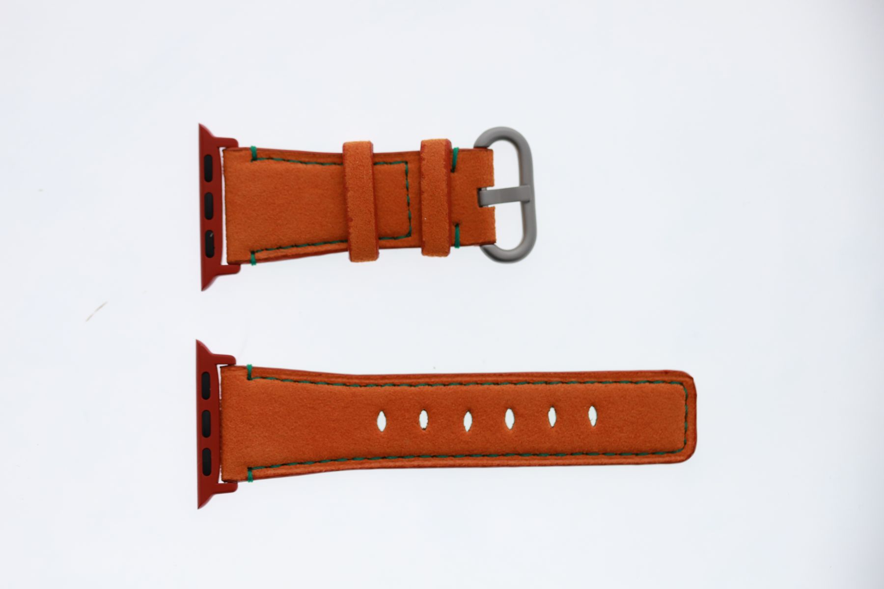 Band for Tiny Wrist (Apple Watch 38mm, 40mm) in ORANGE