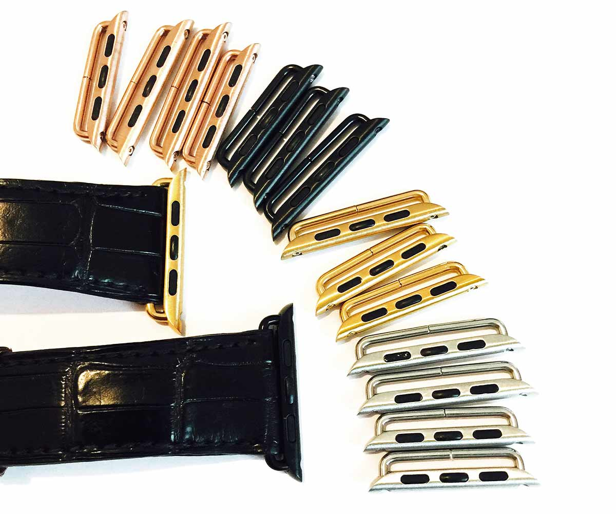 Hardware Set for Apple Watch Bands (All Generations)