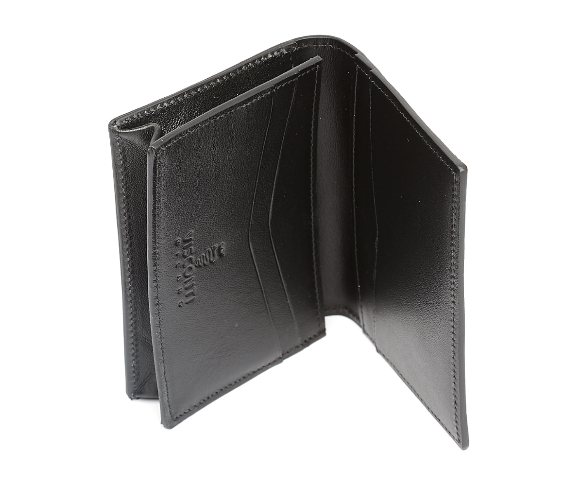 Milano Name Business Cards Case in Superior Italian Calf Leather