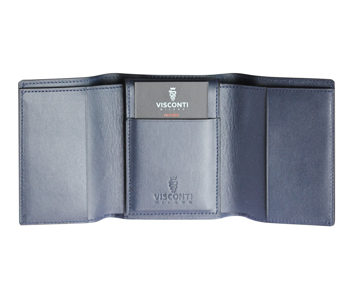 Wallet CITY PLUS in Superior Quality Calf leather