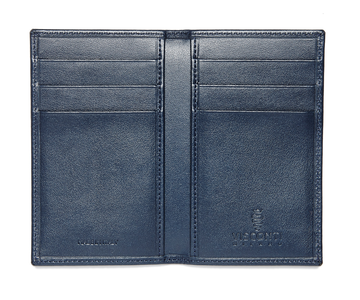 Wallet Slim Sei in Superior Quality Calf leather
