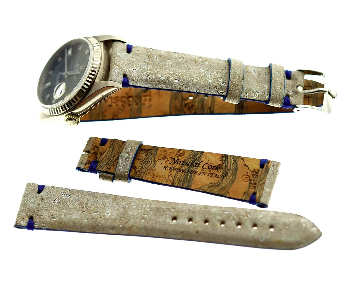 Baselworld Quality Watch Strap Products Released By Visconti Milano