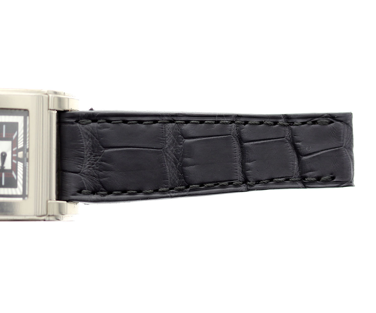 Rolex Cellini Prince style strap 20mm in Milano Grey Alligator